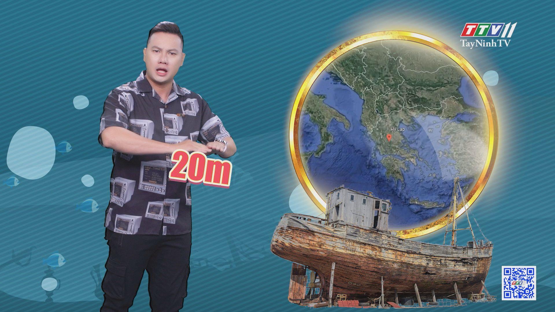 Bảo tàng dưới biển đầu tiên trên thế giới | Chuyện Đông Tây Kỳ Thú | TayNinhTVE