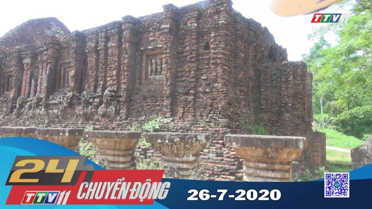 24h Chuyển động 26-7-2020 | Tin tức hôm nay | TayNinhTV