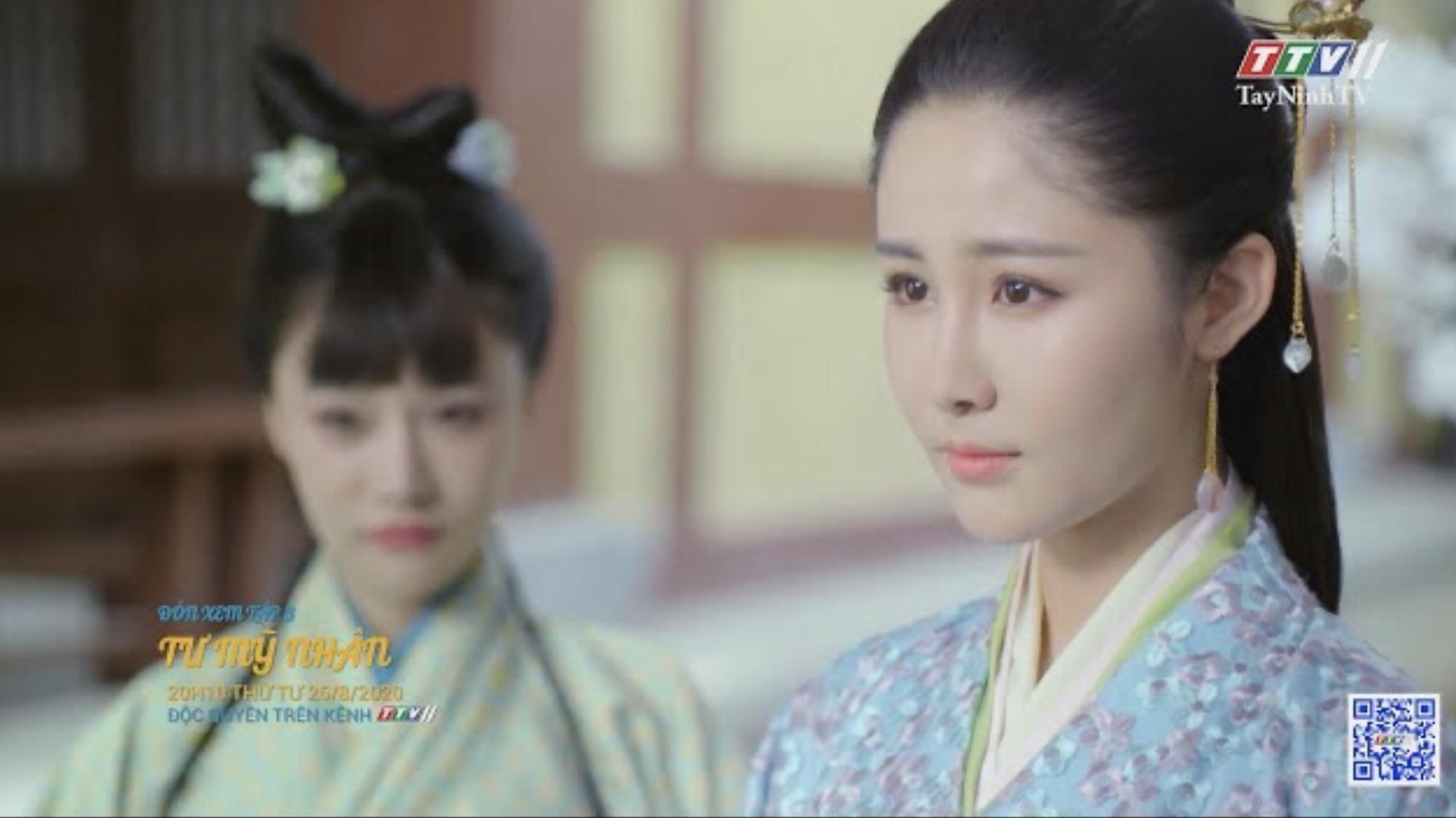 Tư mỹ nhân- TẬP 3 trailer   PHIM TƯ MỸ NHÂN   TayNinhTV