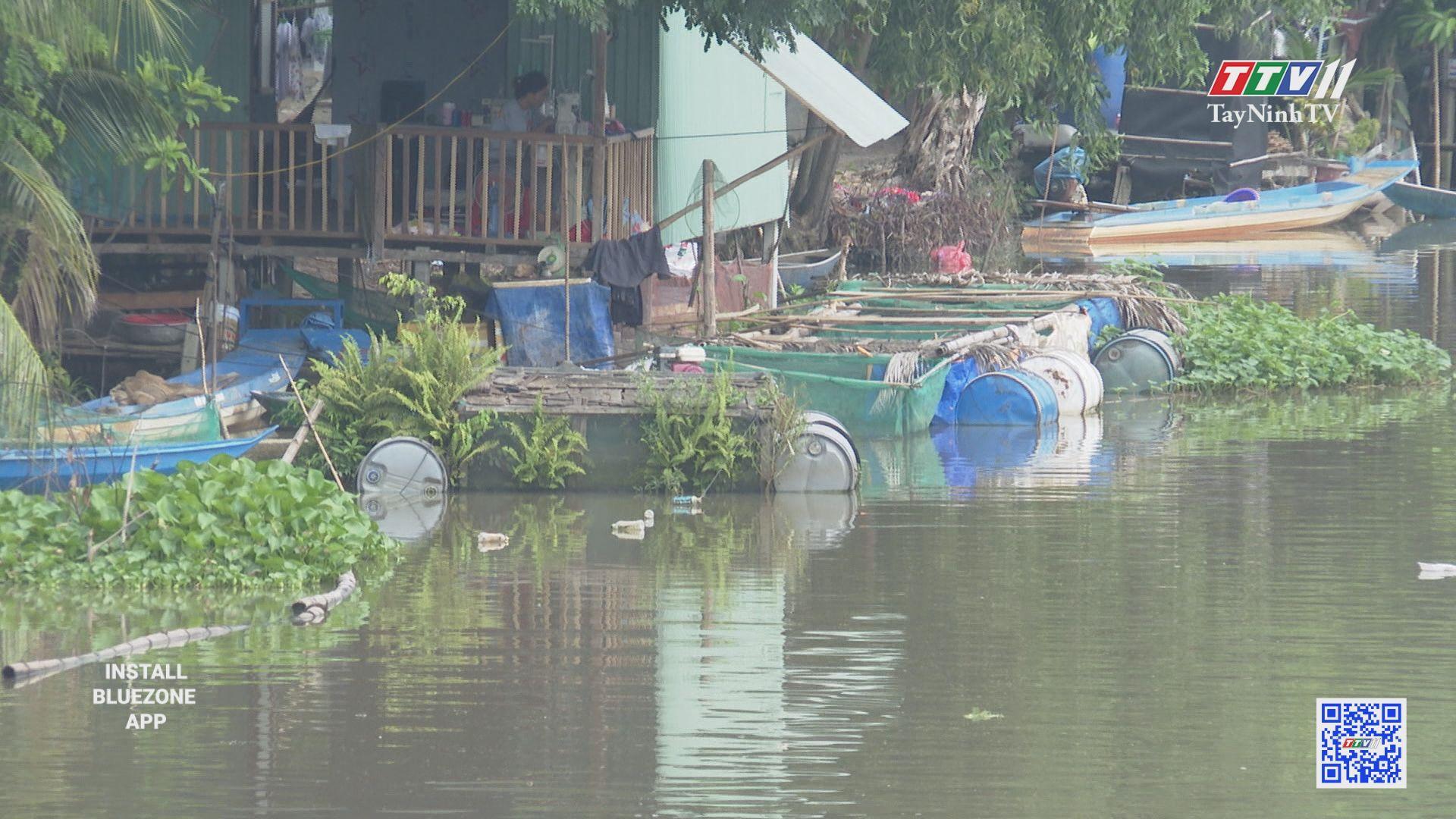 Người dân lấn chiếm đất ranh giới sông, suối, rạch giải pháp nào để tháo gỡ | TIẾNG NÓI CỬ TRI | TayNinhTV