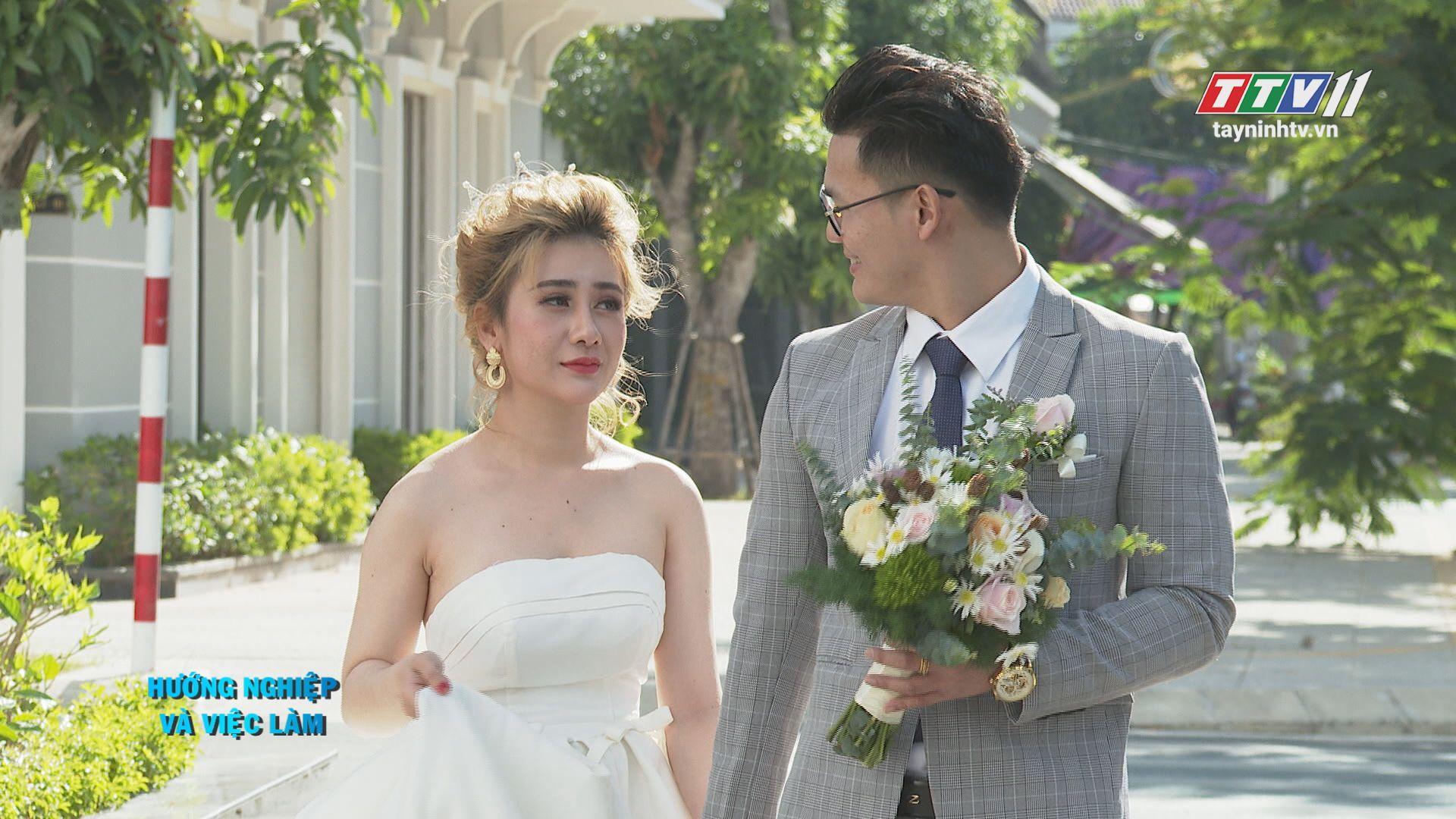 Lưu giữ khoảnh khắc đẹp nghệ thuật và sáng tạo | HƯỚNG NGHIỆP VIỆC LÀM | TayNinhTV
