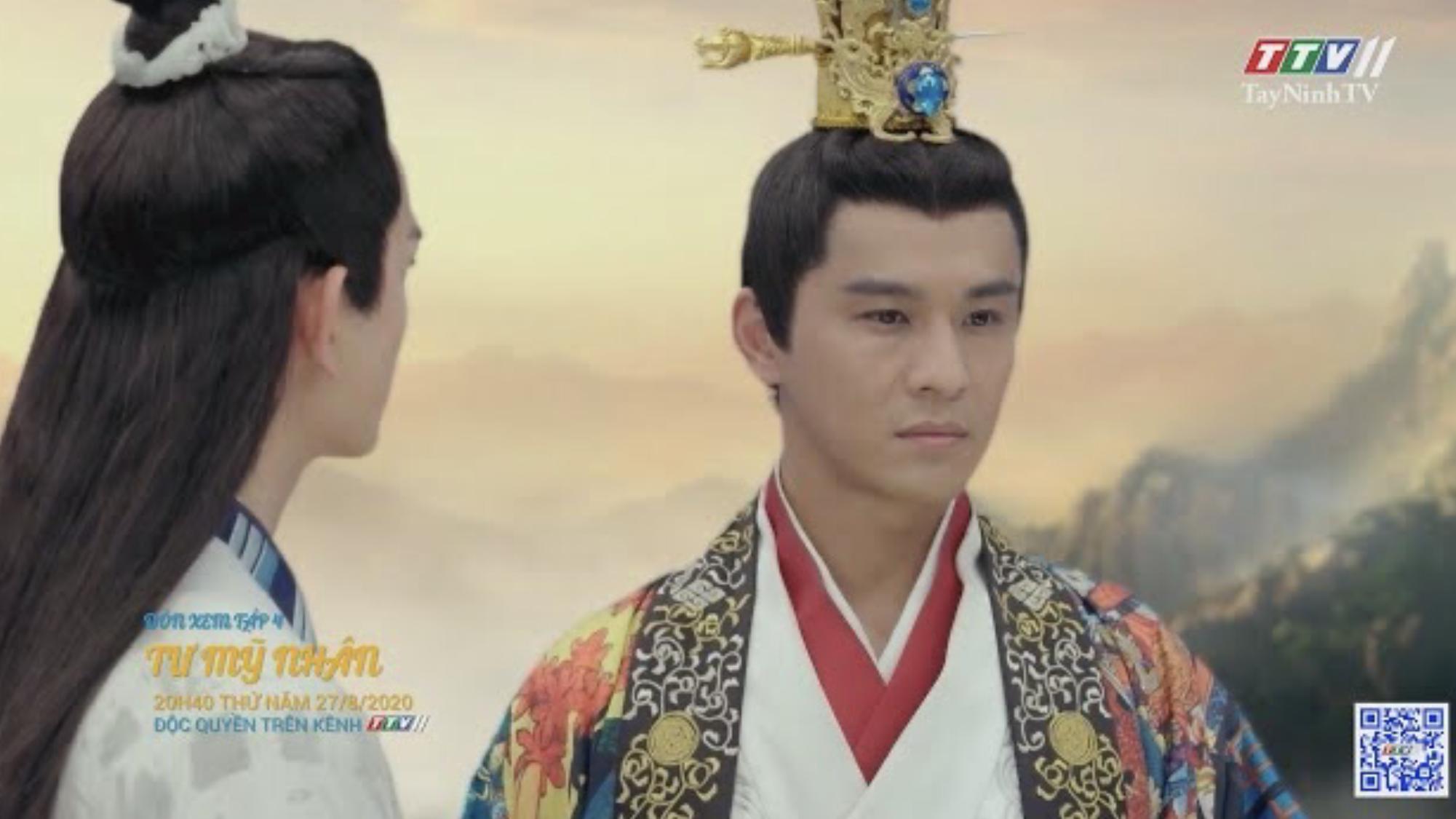 Tư mỹ nhân- TẬP 4 trailer   PHIM TƯ MỸ NHÂN   TayNinhTV