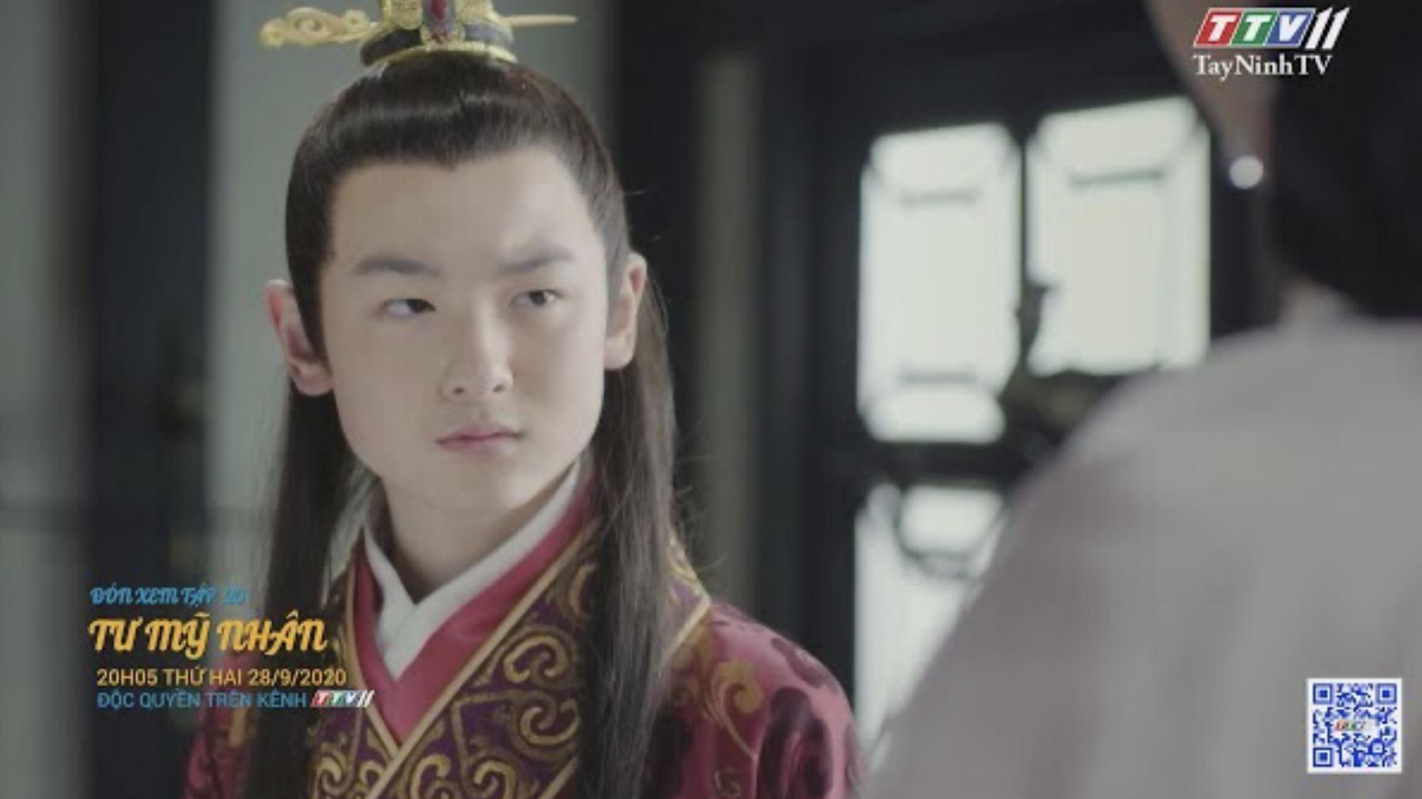 Tư mỹ nhân-TẬP 26 trailer | PHIM TƯ MỸ NHÂN | TayNinhTV