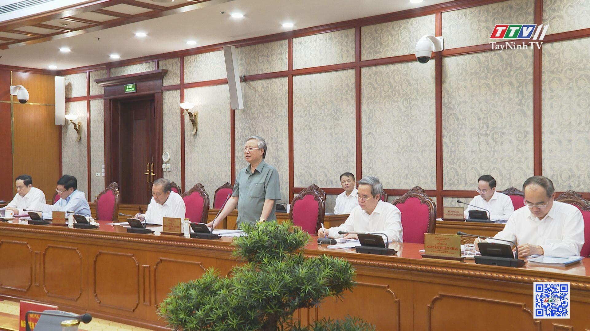Hoàn thành đại hội 67 Đảng bộ trực thuộc Trung Ương | TIẾN TỚI ĐẠI HỘI ĐẢNG | TayNinhTV