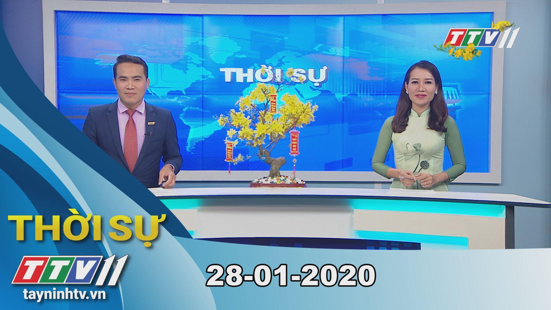 Thời sự Tây Ninh 28-01-2020 | Tin tức hôm nay | TayNinhTV