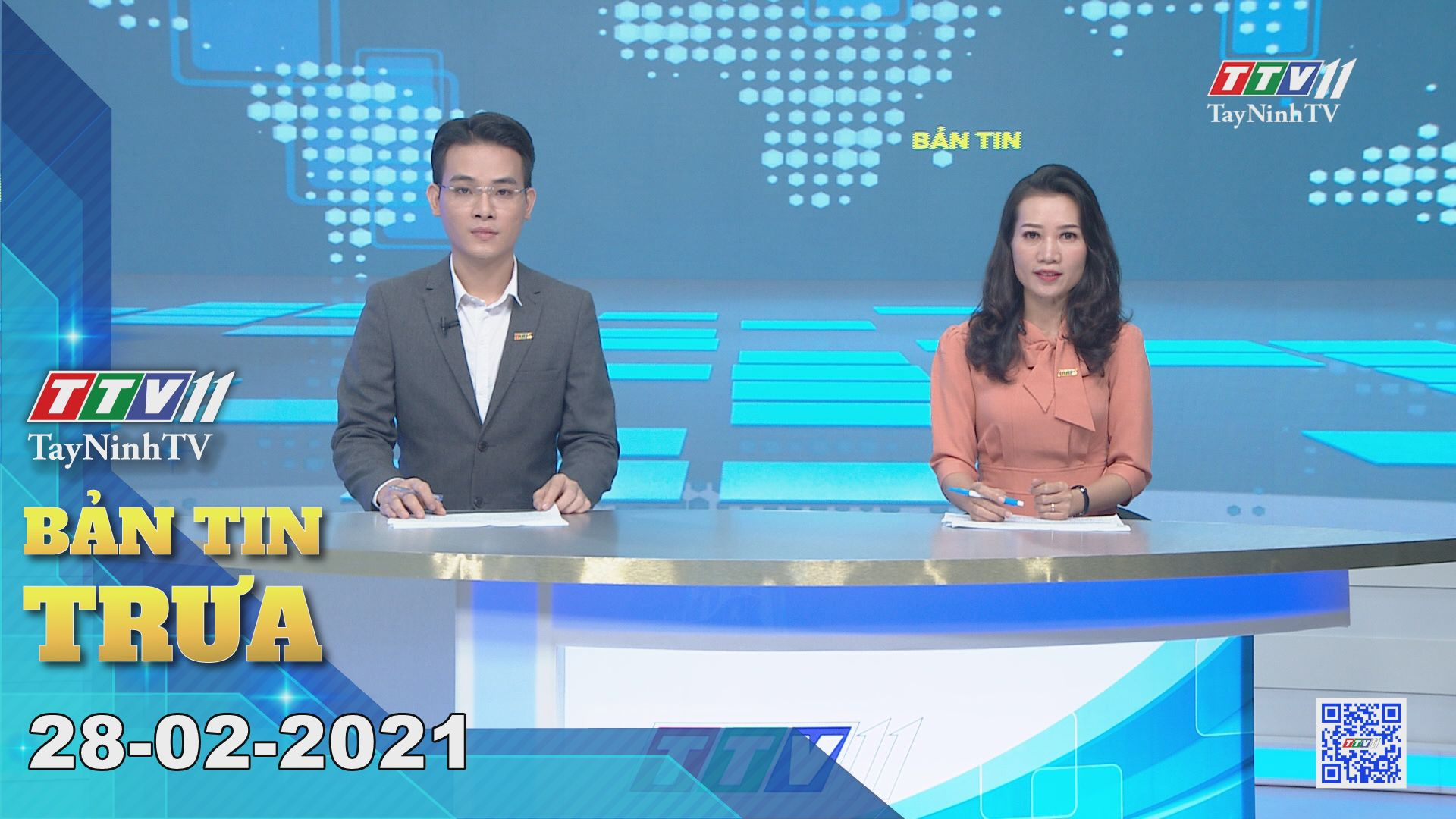 Bản tin trưa 28-02-2021 | Tin tức hôm nay | TayNinhTV