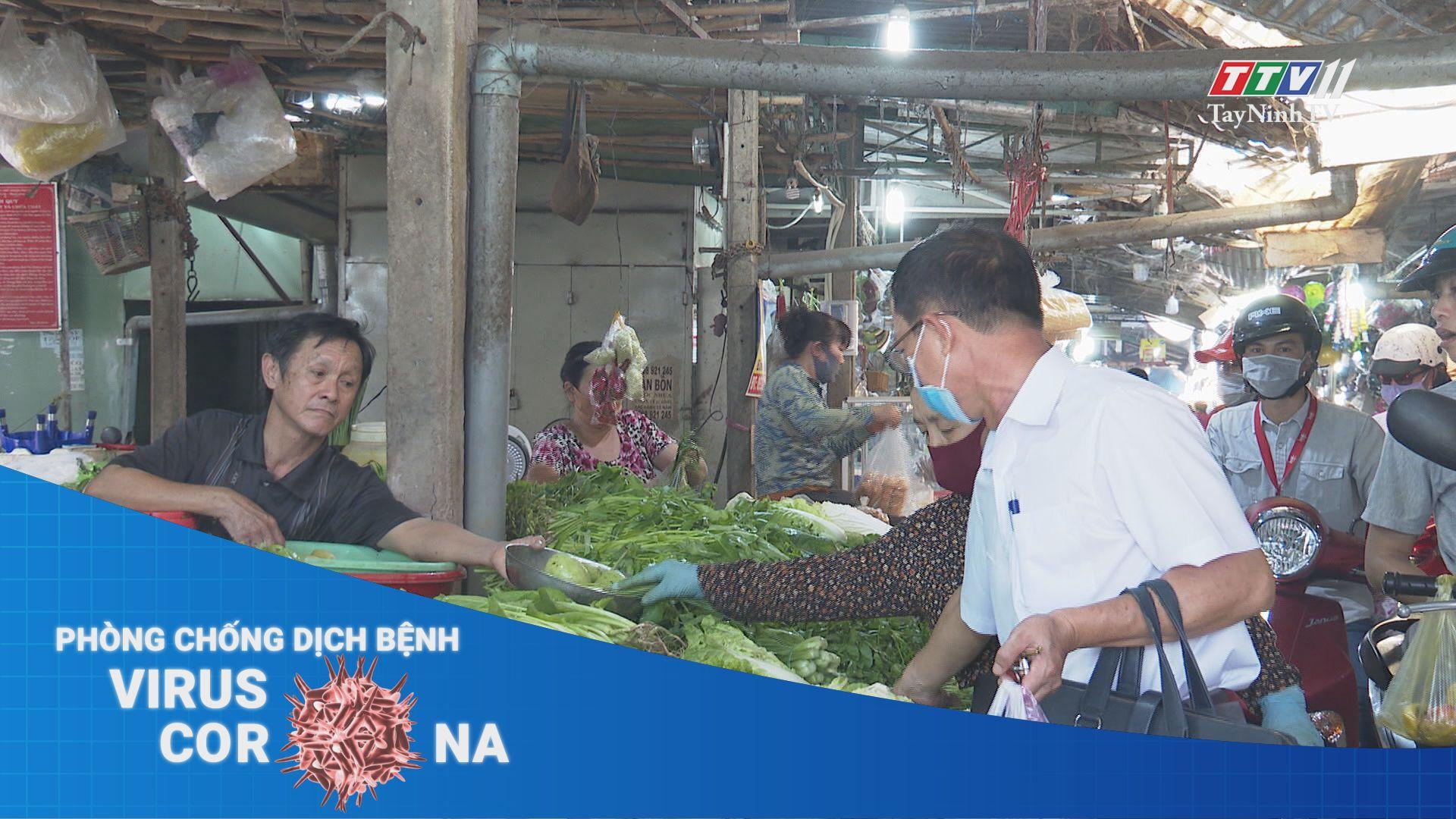 Không đeo khẩu trang phải xử phạt | THÔNG TIN DỊCH CÚM COVID-19 | TayNinhTV