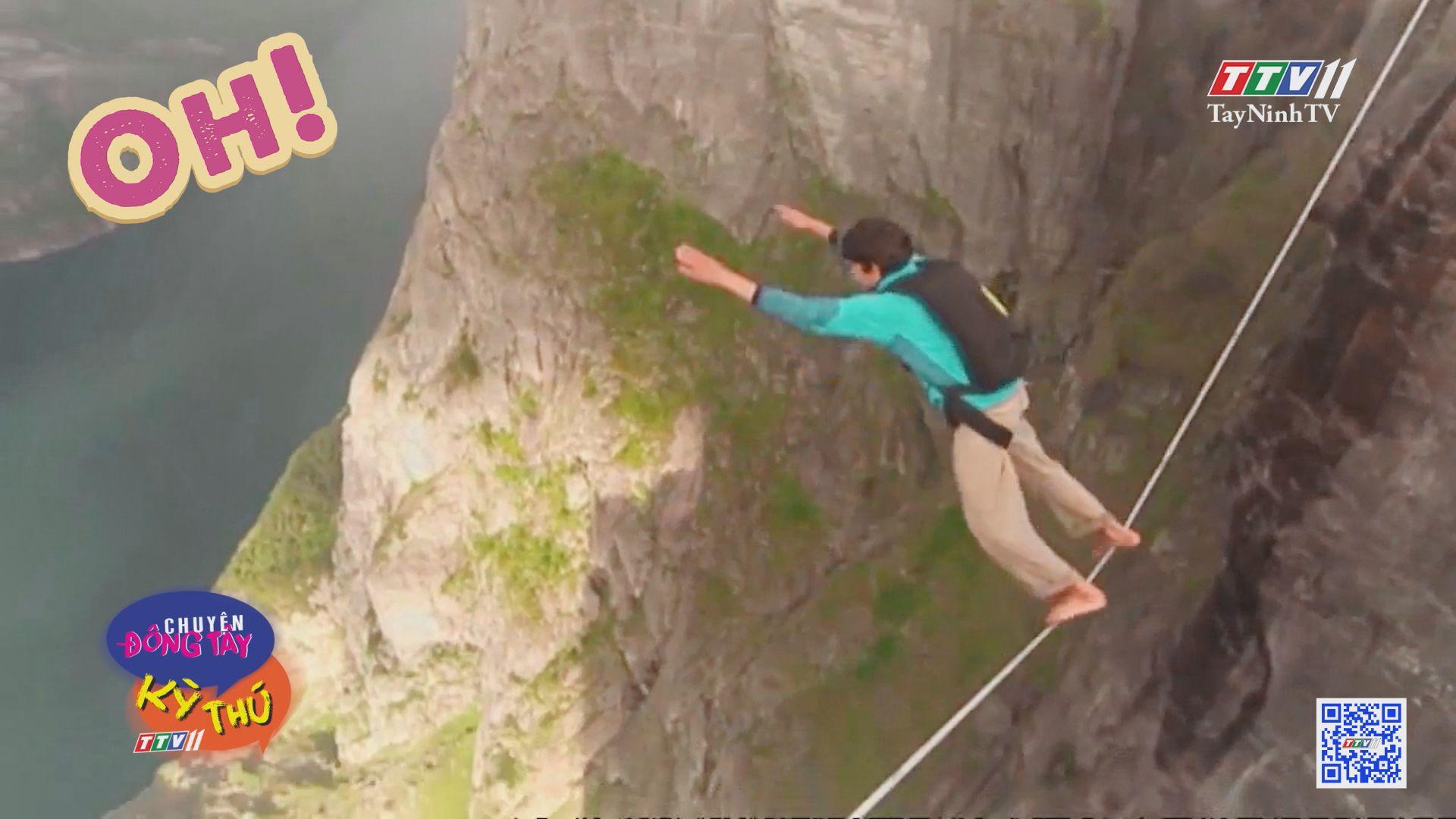 Người thích biểu diễn những pha mạo hiểm | CHUYỆN ĐÔNG TÂY KỲ THÚ | TayNinhTV