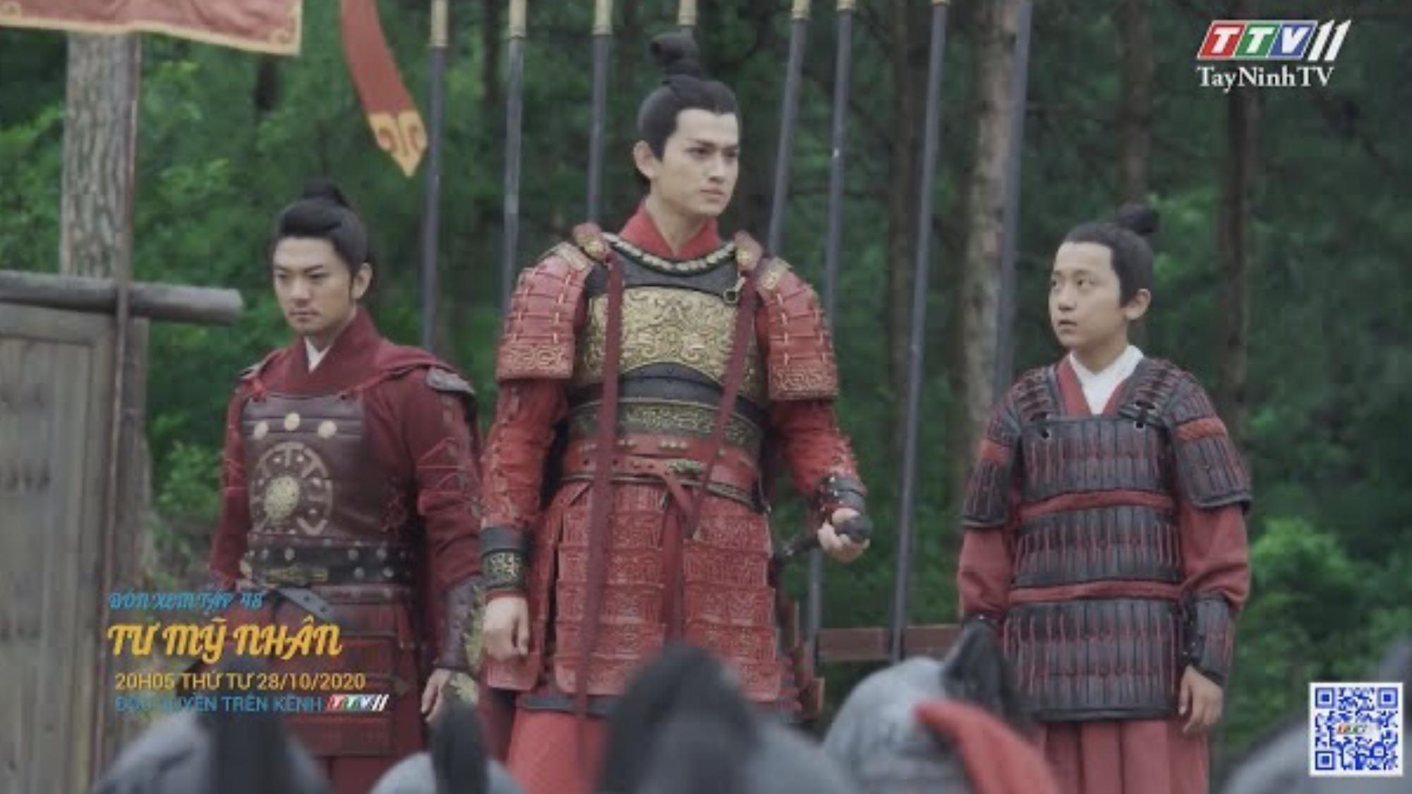 Tư mỹ nhân-TẬP 48 trailer | PHIM TƯ MỸ NHÂN | TayNinhTV