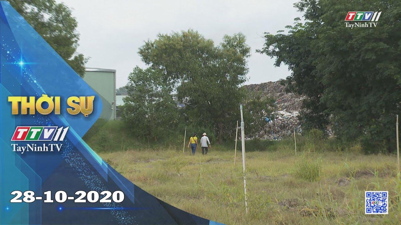 Thời sự Tây Ninh 28-10-2020 | Tin tức hôm nay | TayNinhTV