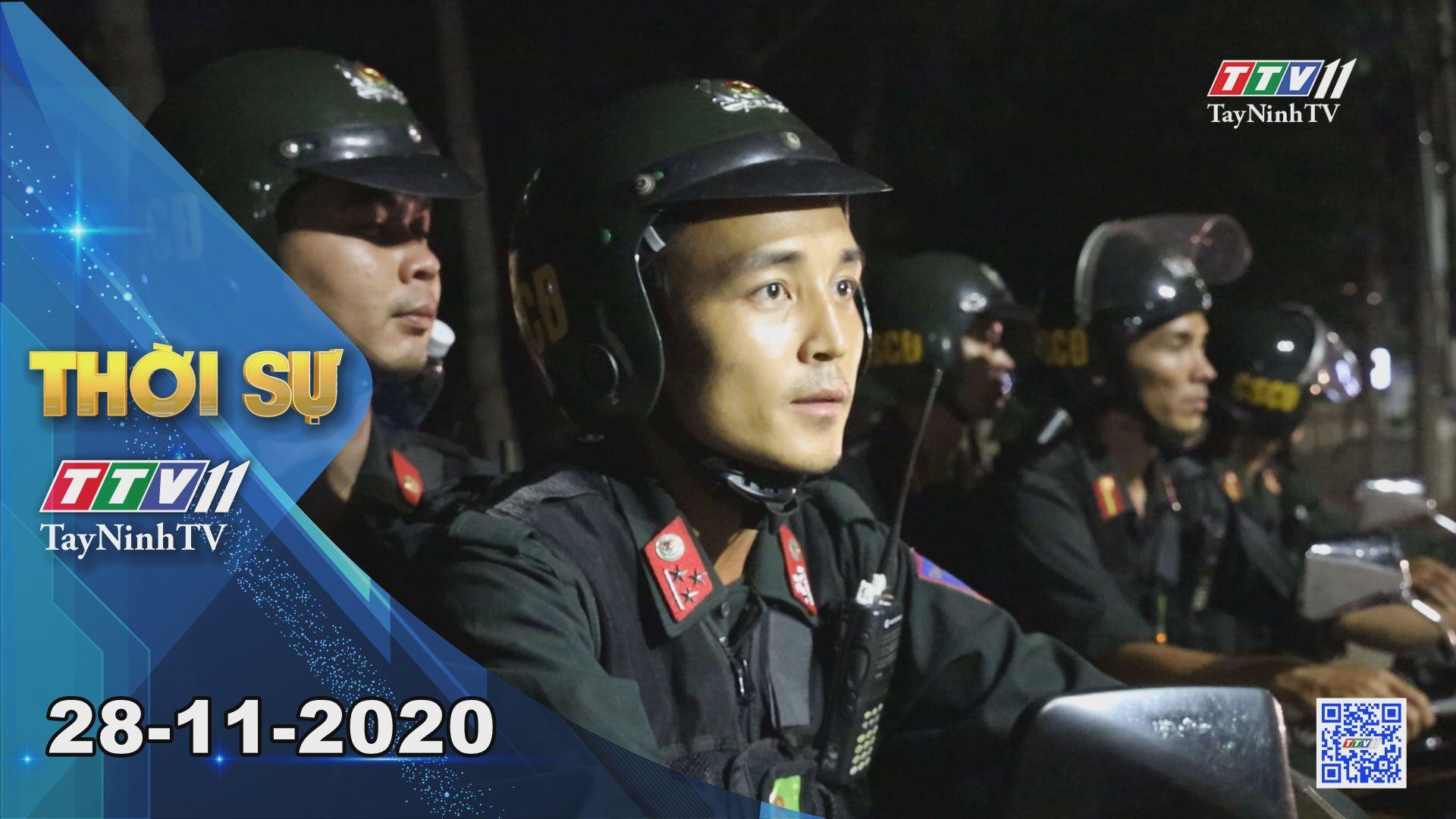 Thời sự Tây Ninh 28-11-2020 | Tin tức hôm nay | TayNinhTV