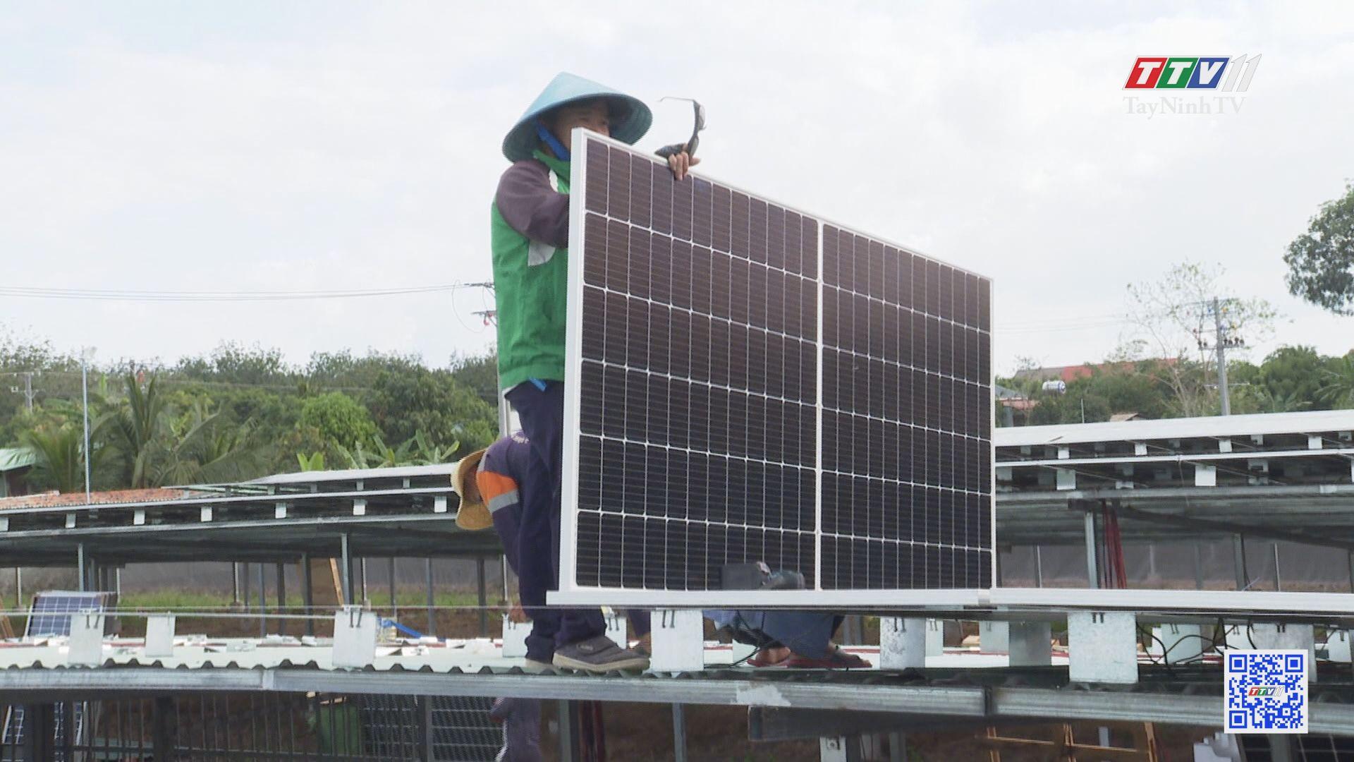 Điện mặt trời áp mái và các vấn đề cử tri quan tâm | TIẾNG NÓI CỬ TRI | TayNinhTV