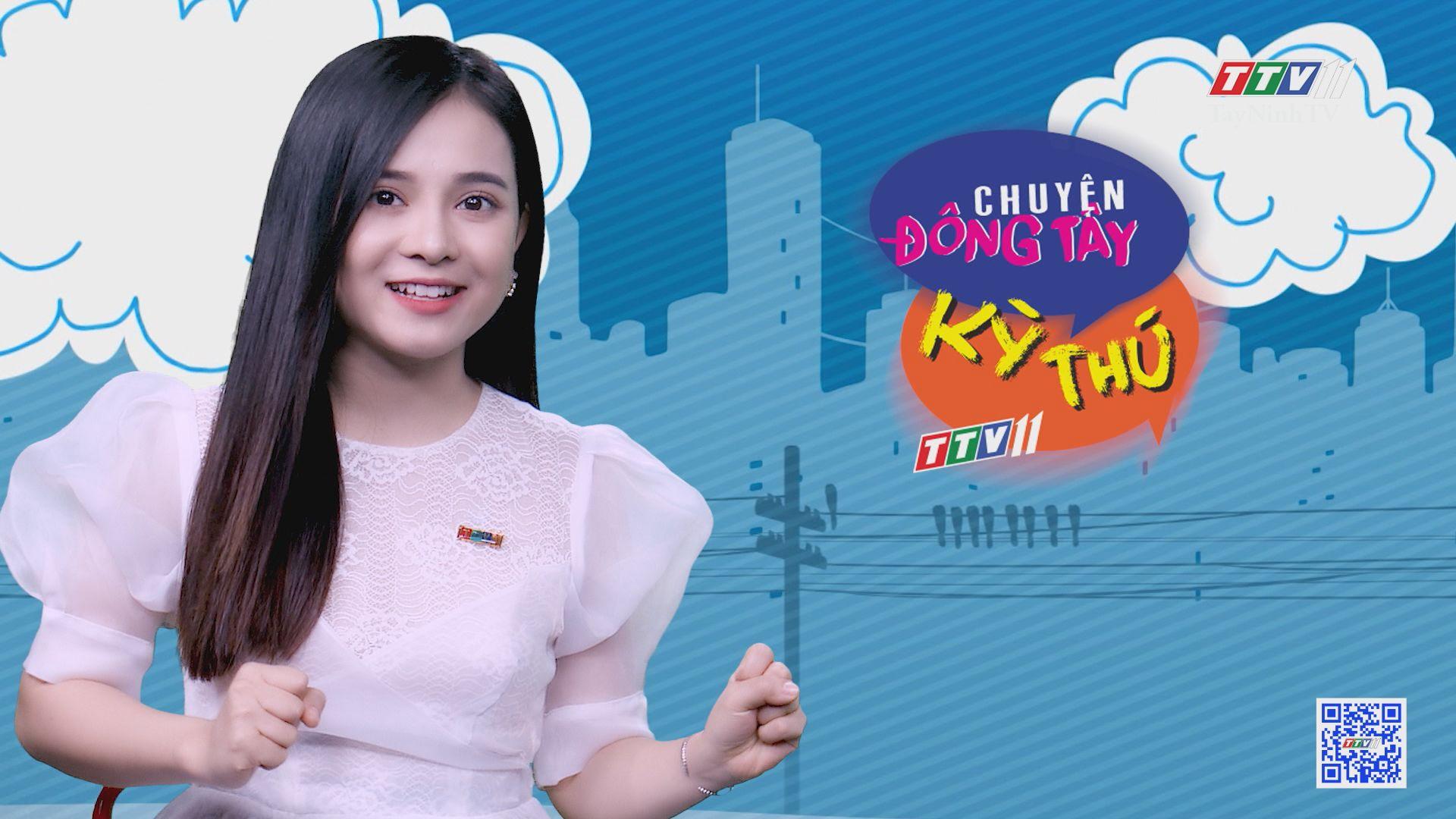 Đứa con tinh thần của ngư dân Malaysia | Chuyện Đông Tây Kỳ Thú | TayNinhTVE