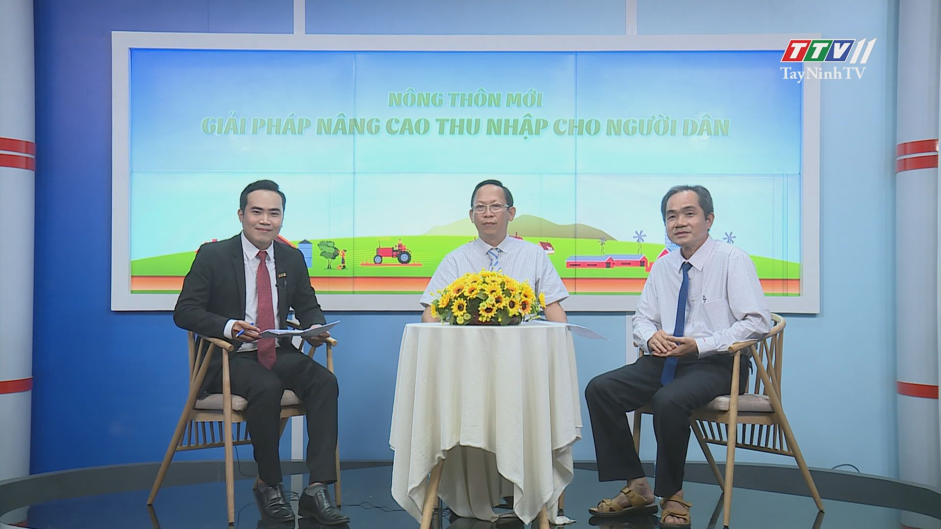 Giải pháp nâng cao thu nhập cho người dân   TÂY NINH XÂY DỰNG NÔNG THÔN MỚI   TayNinhTV