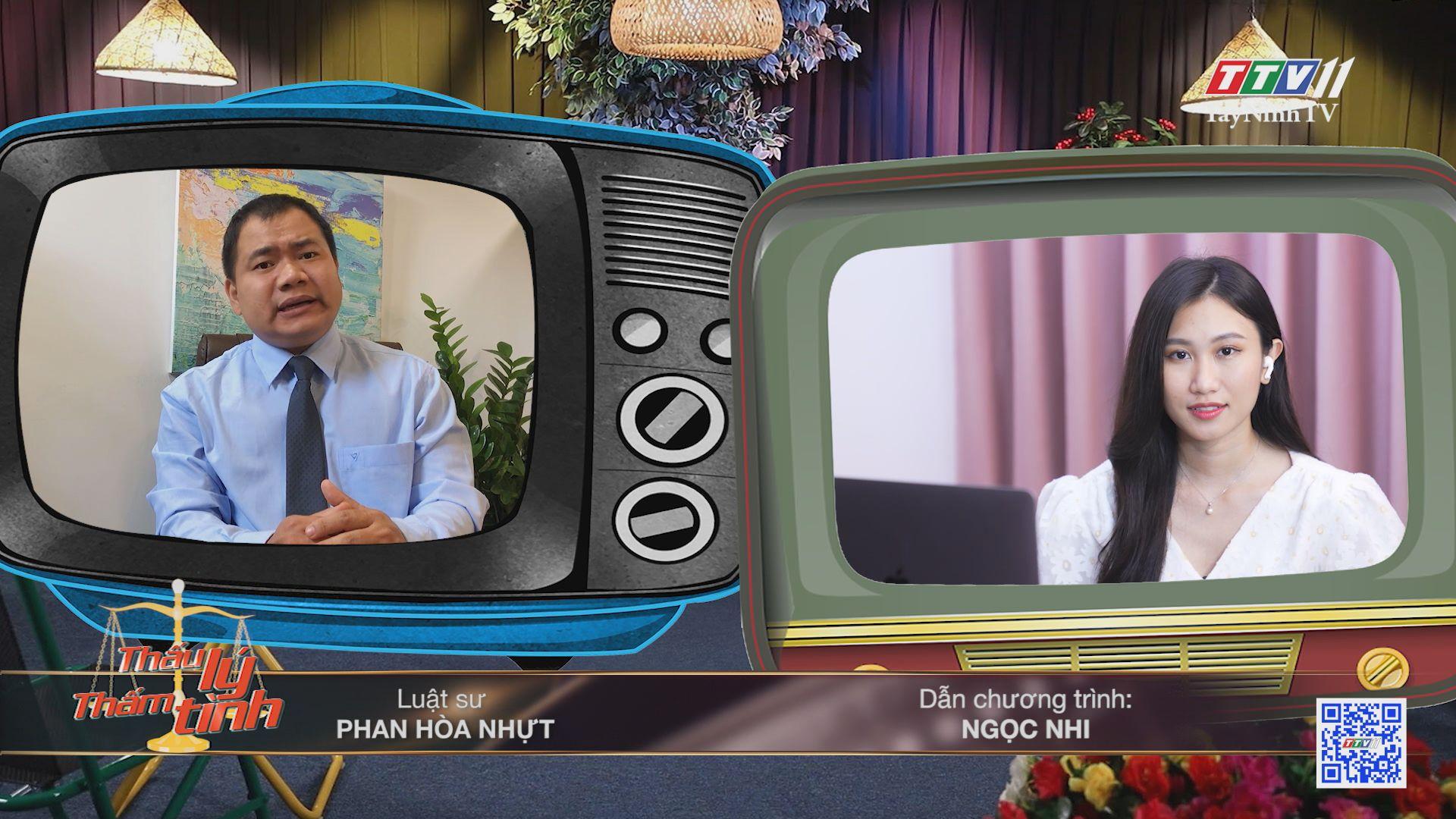 Cần tỉnh táo chọn lọc thông tin mùa Covid-19 | THẤU LÝ THẤM TÌNH | TayNinhTVE