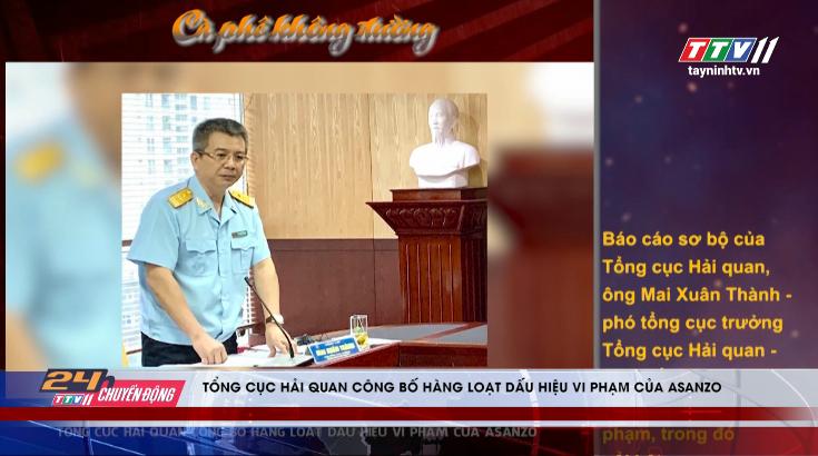 24h chuyển động 29-10-2019 | Tin tức hôm nay | Tây Ninh TV