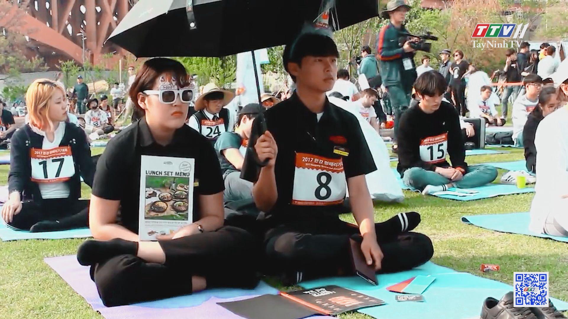 Cuộc thi ngồi không độc nhất vô nhị | CHUYỆN ĐỘNG TÂY KỲ THÚ | TayNinhTV