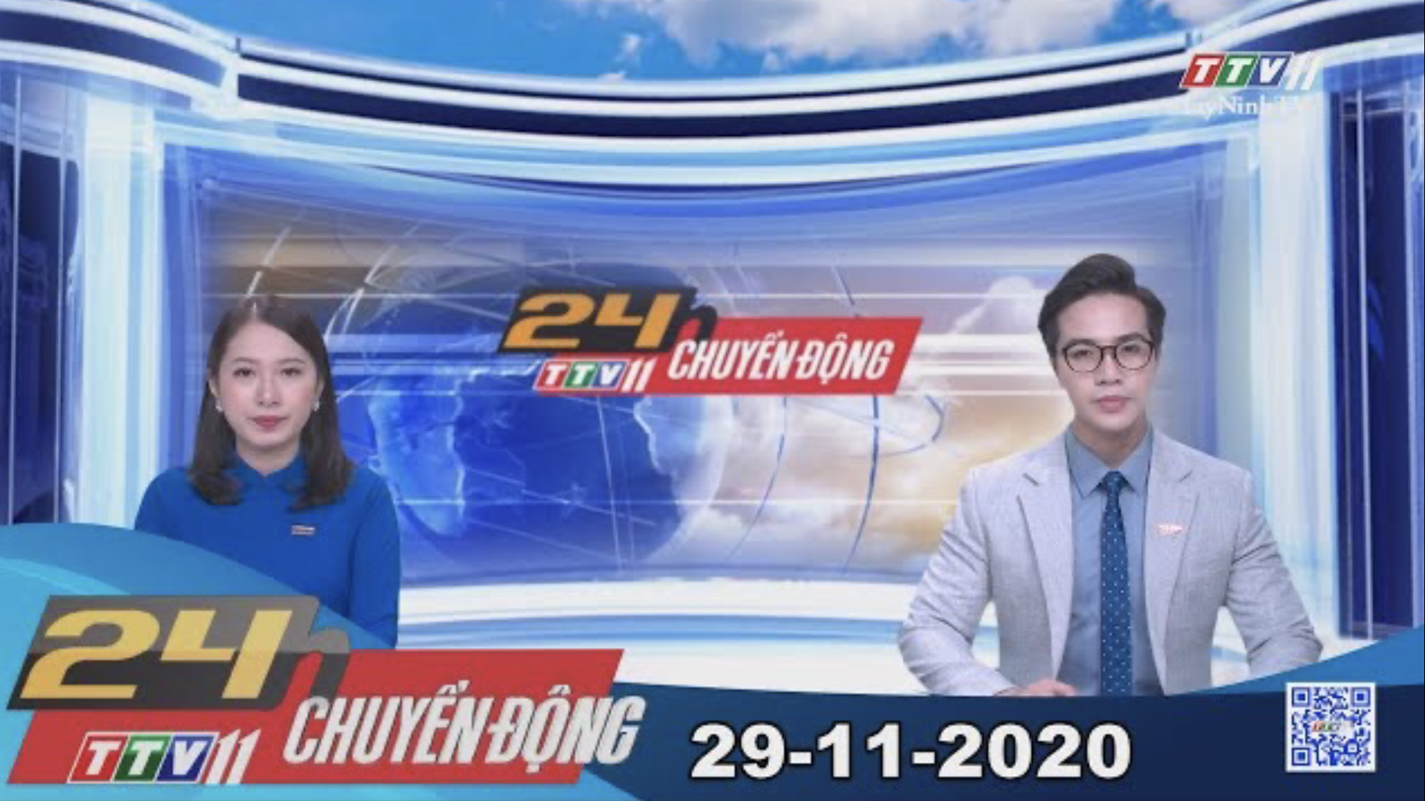 24h Chuyển động 29-11-2020 | Tin tức hôm nay | TayNinhTV