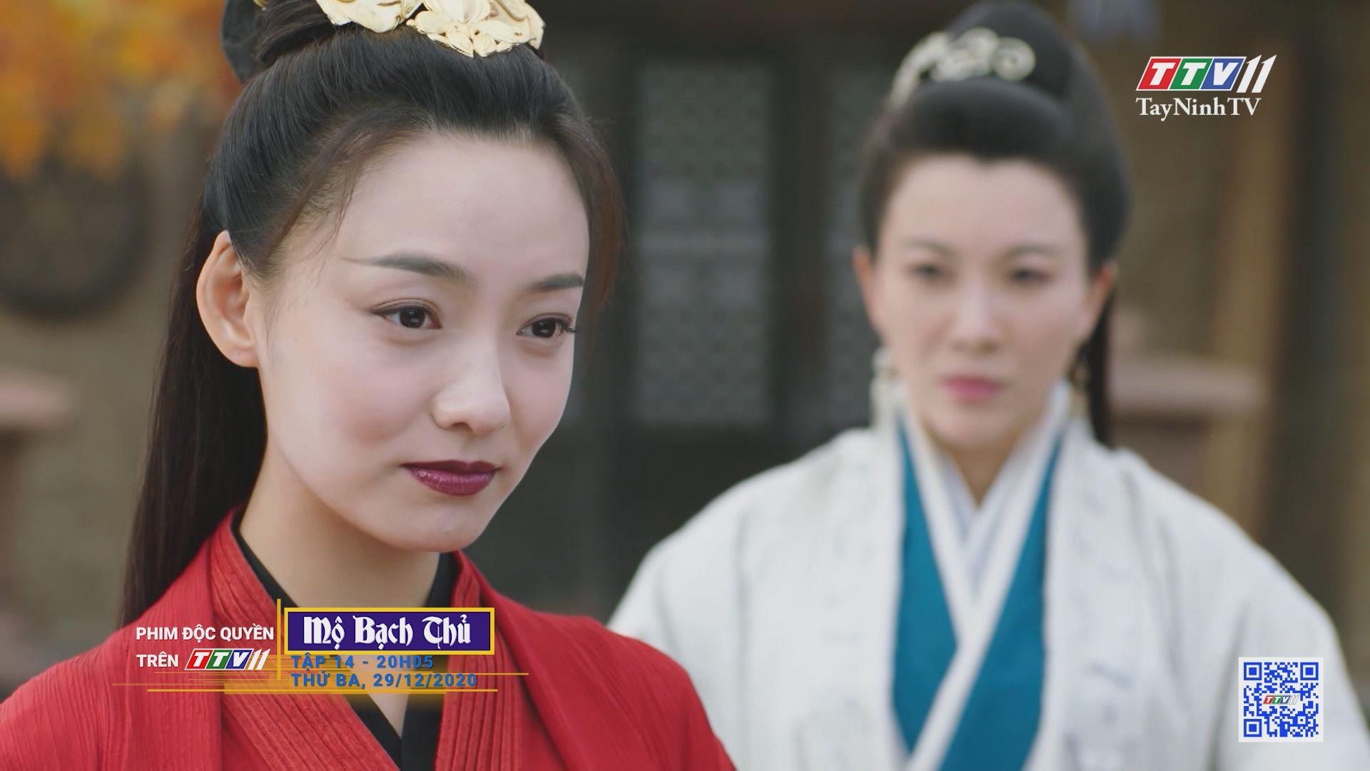 Mộ Bạch Thủ-TẬP 14 trailer | PHIM MỘ BẠCH THỦ | TayNinhTV