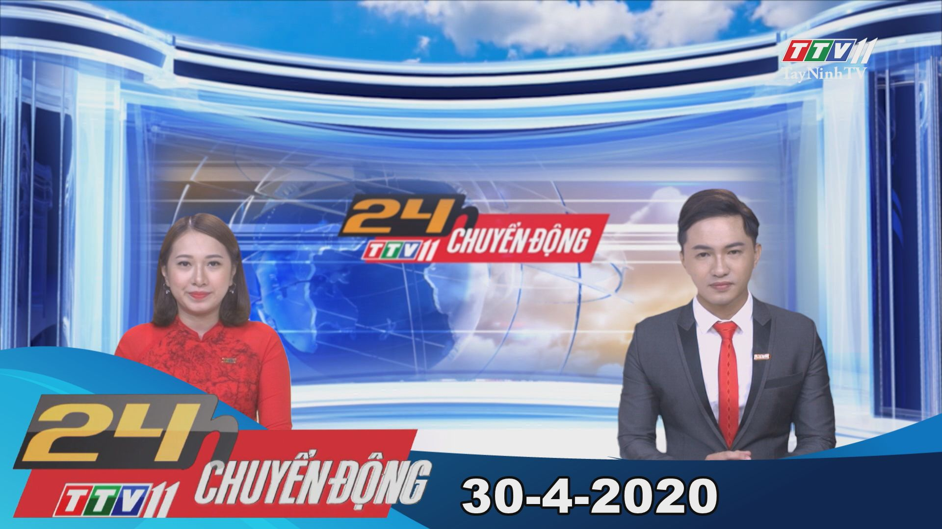 24h Chuyển động 30-4-2020 | Tin tức hôm nay | TayNinhTV