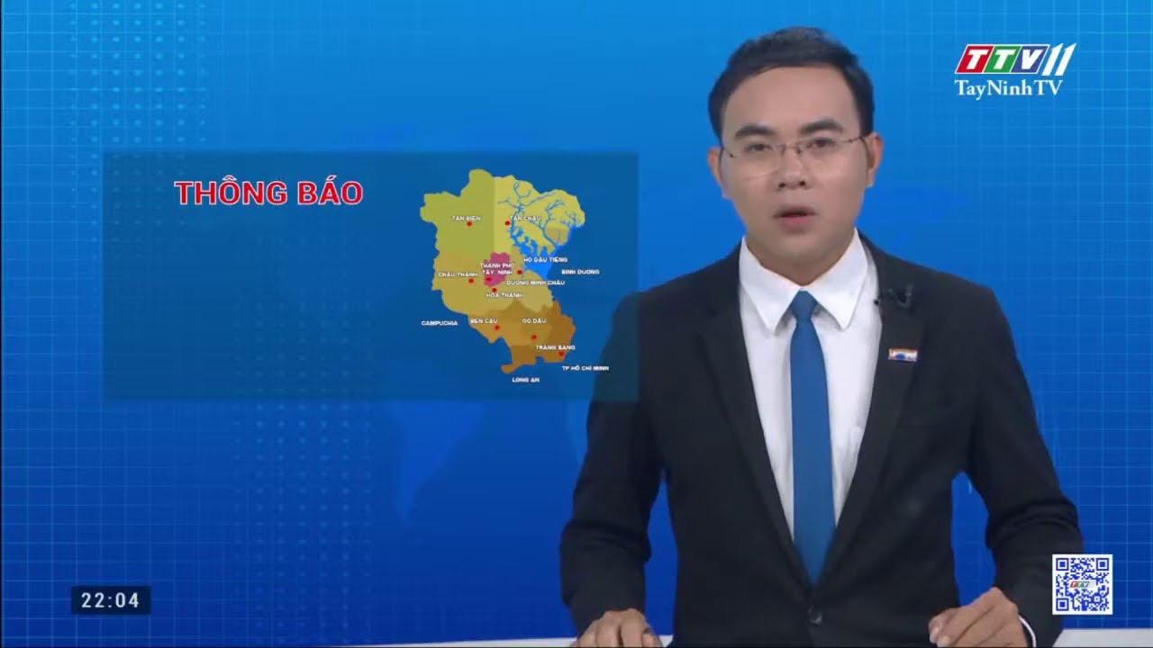 Quyết liệt ngăn chặn dịch bệnh xâm nhập lây lan trong cộng đồng | Thông tin dịch cúm Covid-19 | TayNinhTV