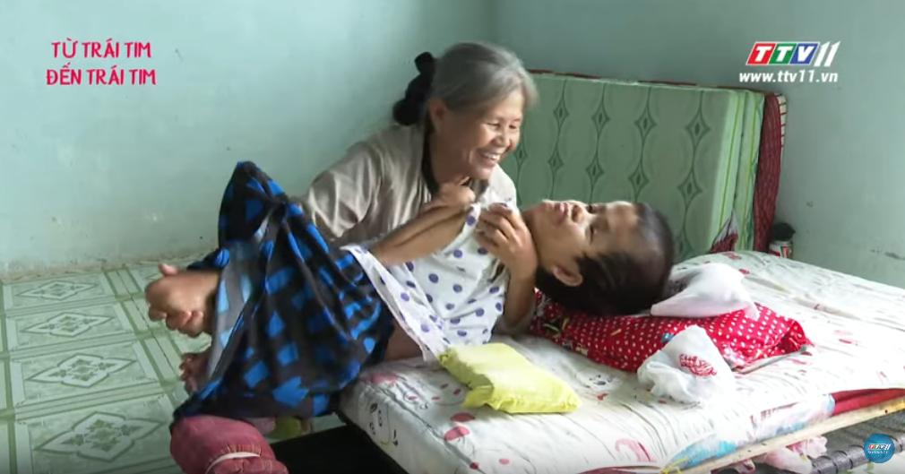 Từ Trái Tim Đến Trái Tim | Hoàn cảnh khó khăn của cô gái Nguyễn Thị Kim Cương