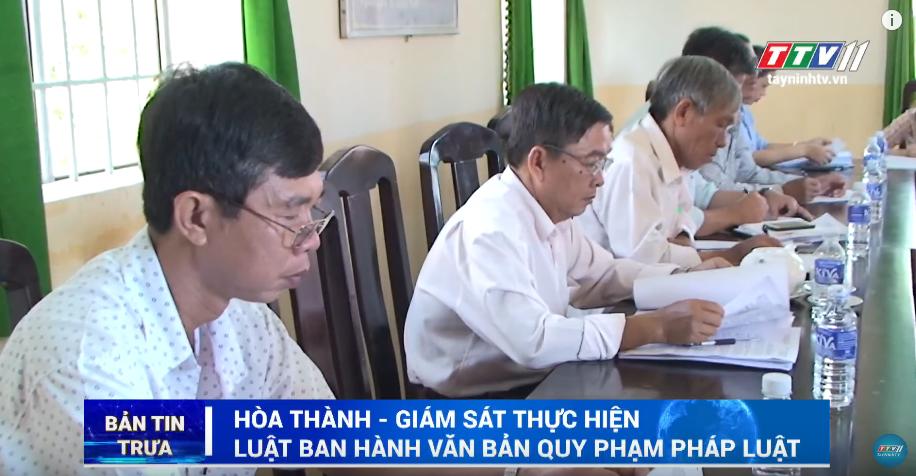 Bản tin trưa 30-10-2019 | Tin tức hôm nay | Tây Ninh TV