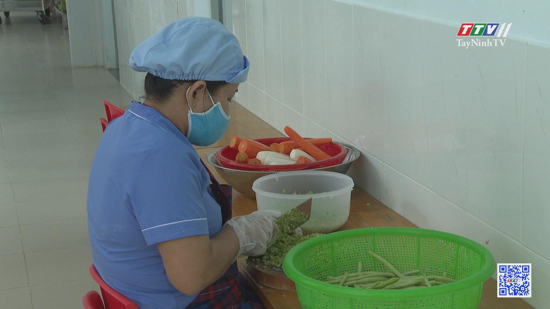Đảm bảo an toàn vệ sinh thực phẩm trong trường học góp phần nâng cao chất lượng giáo dục | GIÁO DỤC VÀ ĐÀO TẠO | TayNinhTV