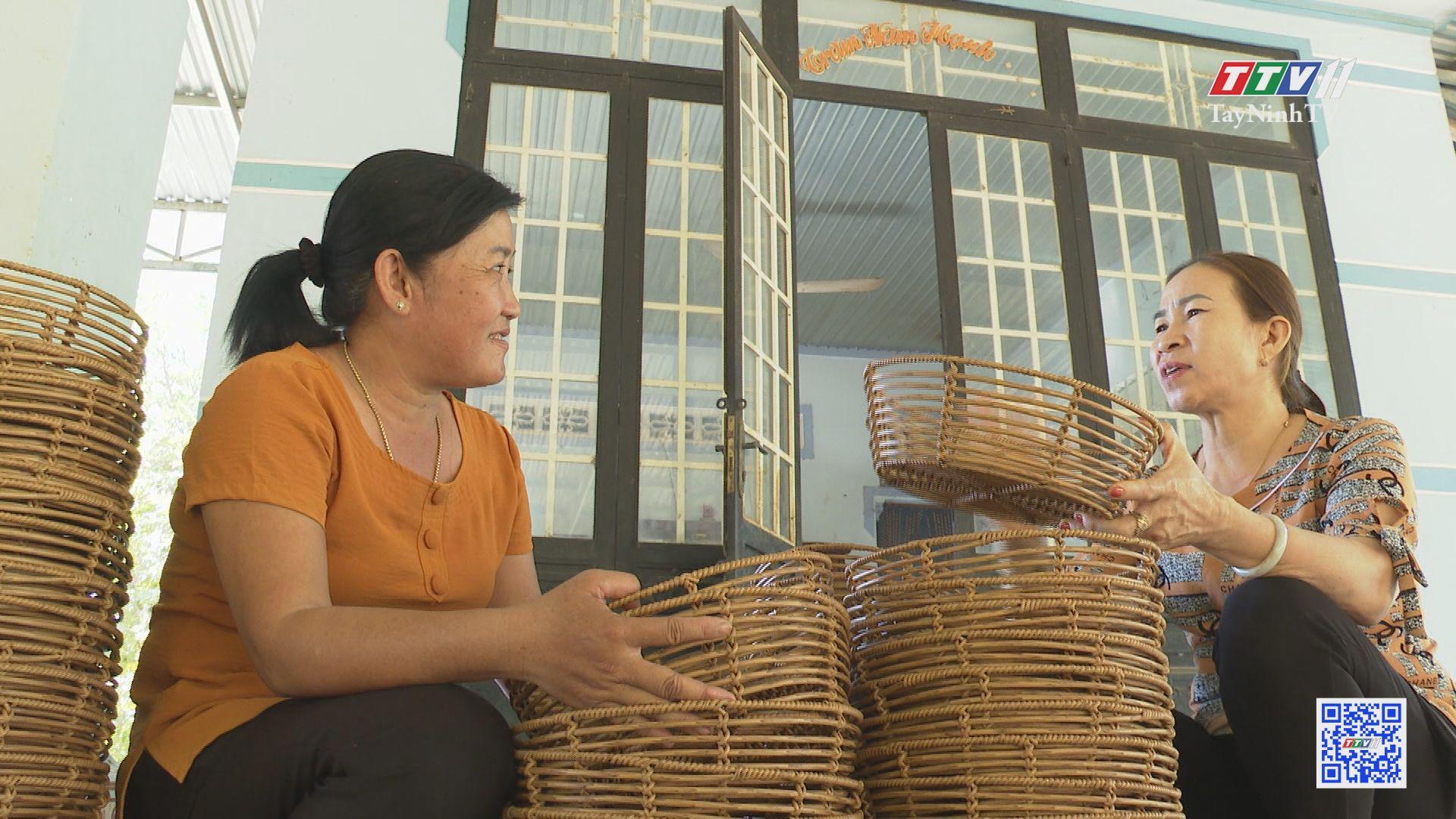Cán bộ hội giỏi việc nước, đảm việc nhà | TẠP CHÍ PHỤ NỮ | TayNinhTV