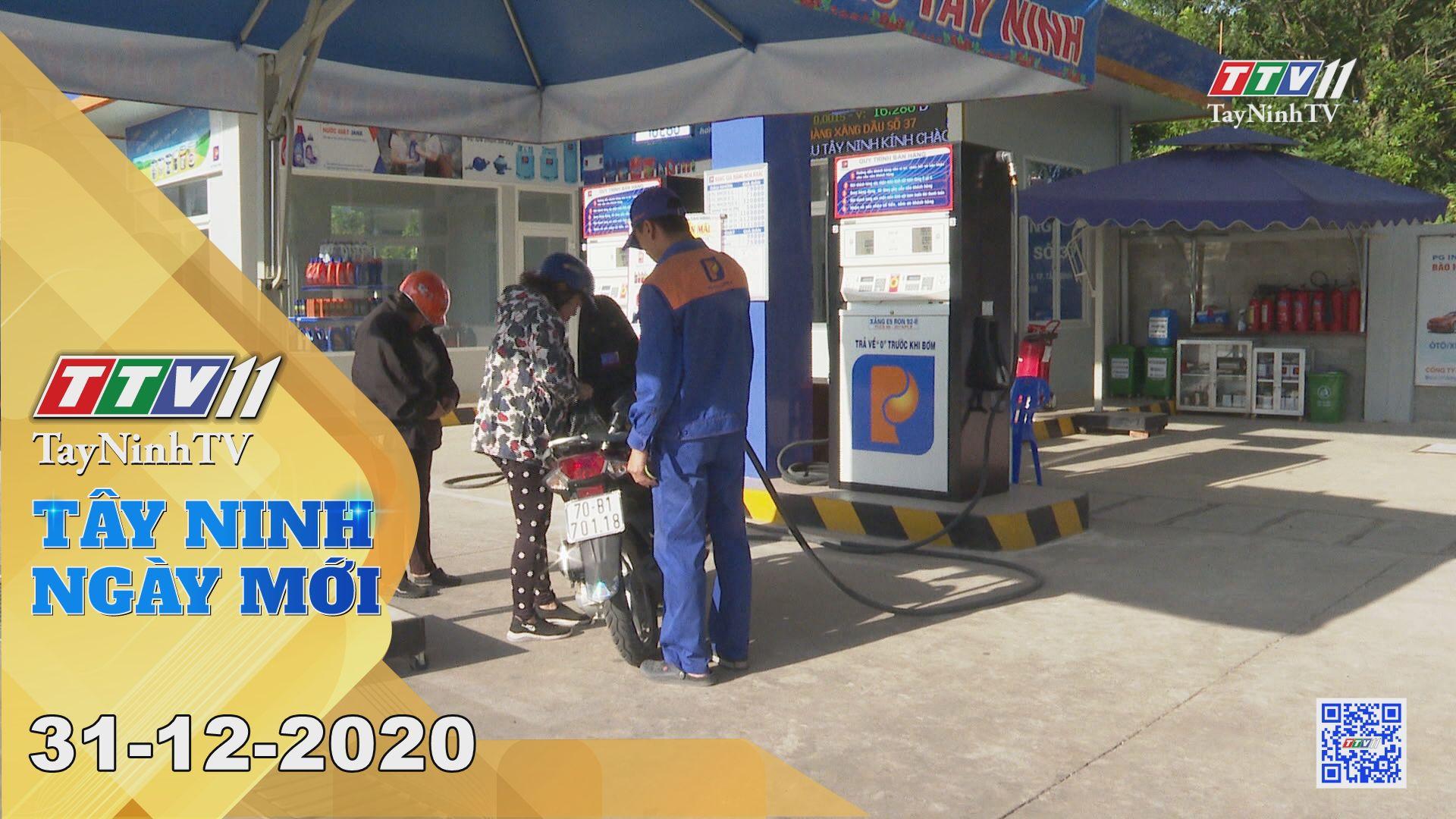 Tây Ninh Ngày Mới 31-12-2020 | Tin tức hôm nay | TayNinhTV