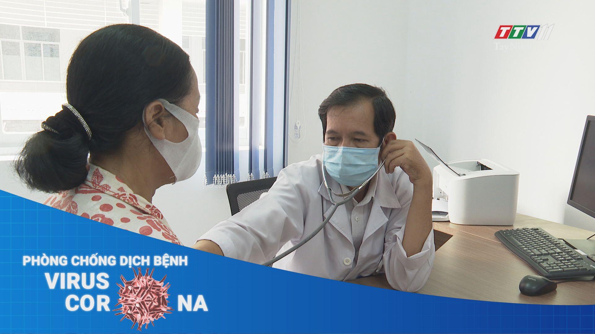 Nhân viên y tế phòng chống dịch cho người thân | THÔNG TIN DỊCH CÚM COVID-19 | TayNinhTV