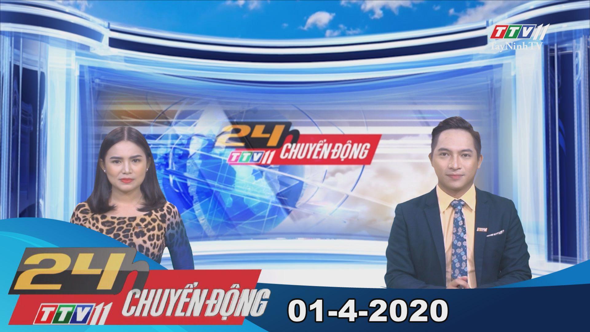 24h Chuyển động 31-3-2020 | Tin tức hôm nay | TayNinhTV