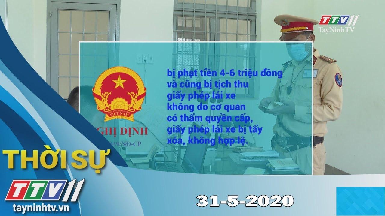 Thời sự Tây Ninh 31-5-2020 | Tin tức hôm nay | TayNinhTV