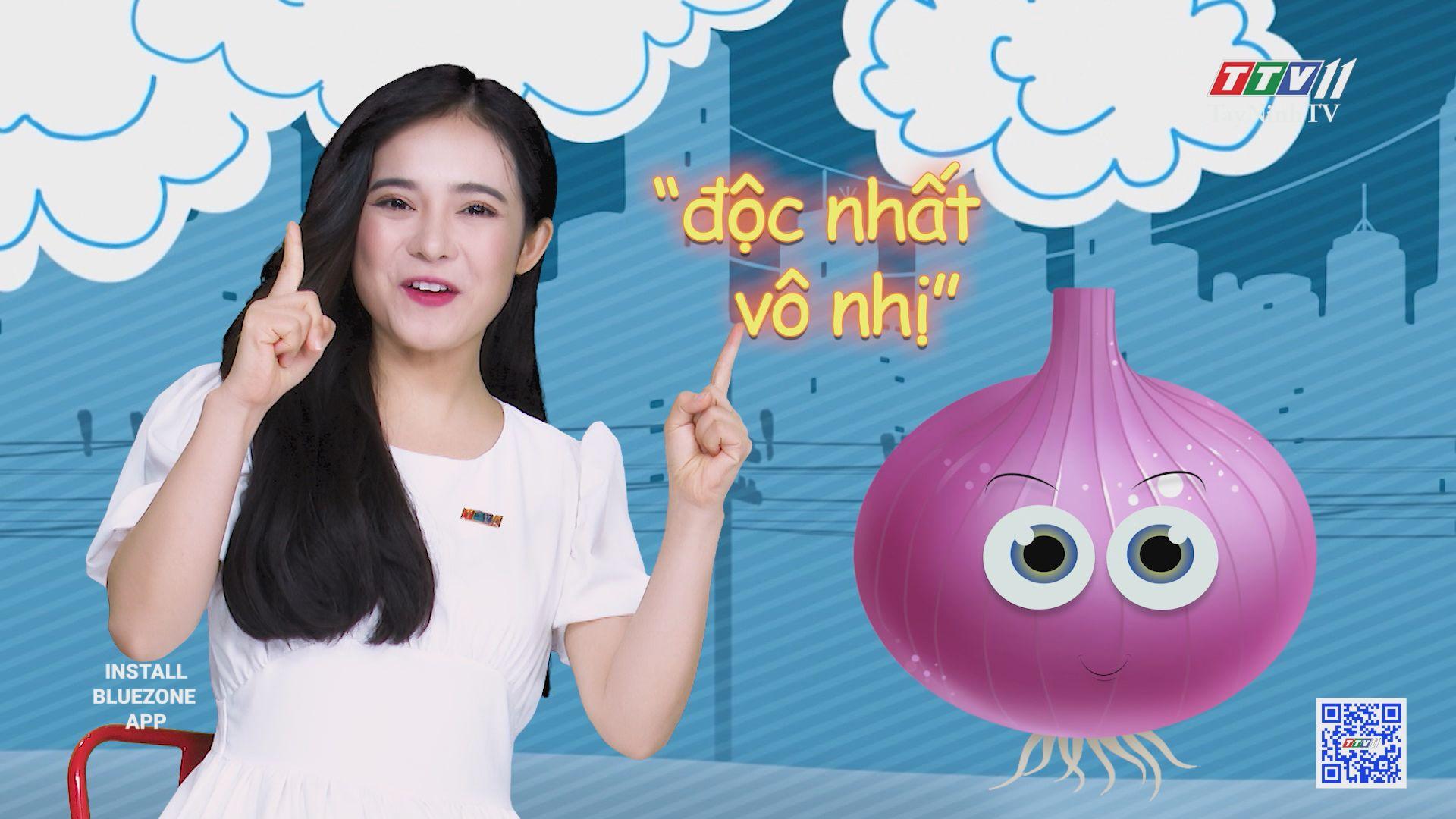 Cuộc thi ăn hành tây độc đáo | CHUYỆN ĐÔNG TÂY KỲ THÚ | TayNinhTV