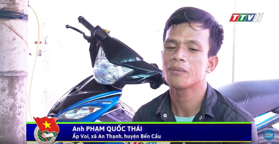 Điểm rửa xe NIỀM TIN | Thanh Niên | TayNinhTV