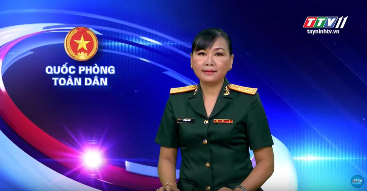 Những bức phá ở một đơn vị vùng biên | Quốc phòng toàn dân | Tây Ninh TV