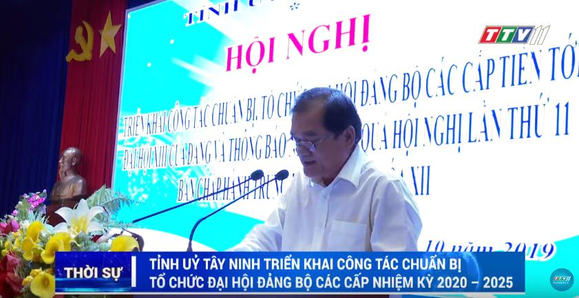 Thời sự Tây Ninh 30-10-2019 | Tin tức hôm nay | Tây Ninh TV