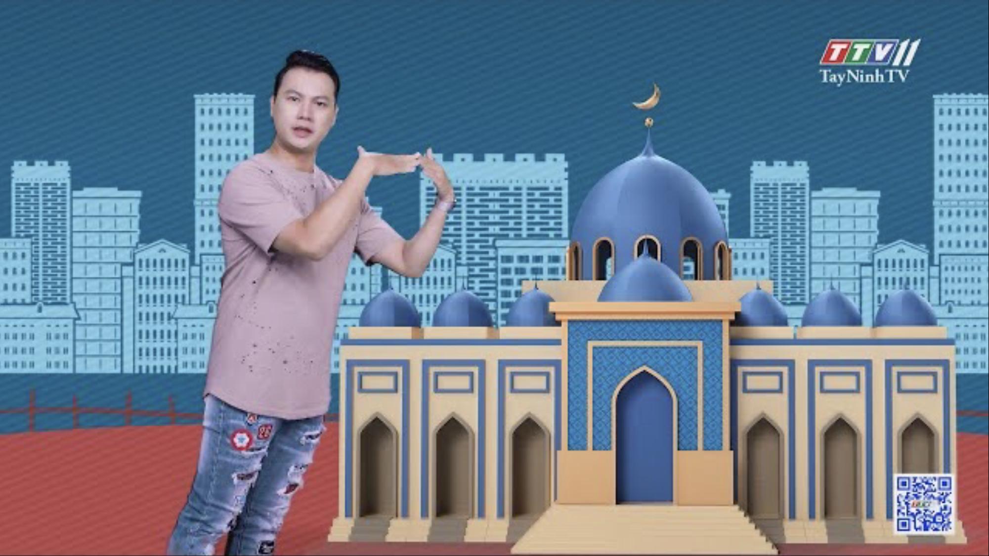 Dùng bóng của bàn tay tái hiện những công trình nổi tiếng | CHUYỆN ĐÔNG TÂY KỲ THÚ | TayNinhTV